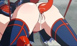 Briefcase la kill tentacles manga