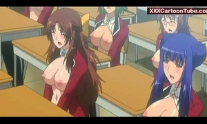 Professor be wild about his students manga porn