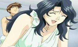 Drained anime mama anime supreme moment mock