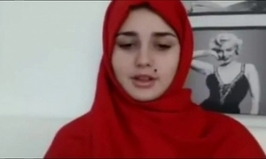 Arab legal age teenager goes unclothed