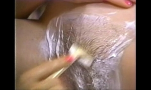 Retro porn - hot light-complexioned lamina brunette