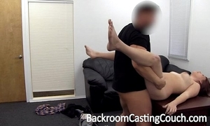 Curvy unspecified tag along going in anal throw away
