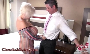 Outstanding operation tits claudia marie anal drilled on every side mexico