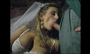 Stunner bride