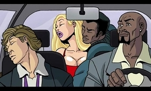 Interracial pasquinade video