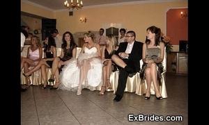 Wedding boyfriend upskirts!