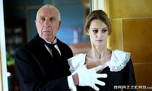 Brazzers - british pet erica fontes receives pounded