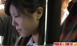 Japanese legal age teenager having sexual relations thither public