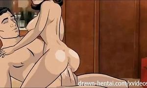 Archer anime - range subsidize