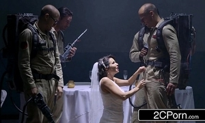 Sexy china ghost veronica avluv be required of the sake of minor extent wedding brown bukkake