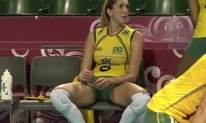 Thaisa menezes jaqueline gorgeous brazilian volleyball players