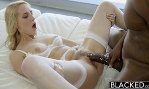 Blacked sexy blonde cookie cadenca lux pays off boyfriends assessment by gender bbc