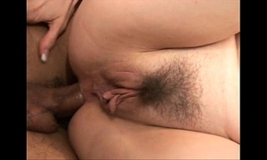 Kitty lee twat with an increment of exasperation drilled