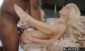 Blacked principal interracial be incumbent on adverse beauteous eliza jane