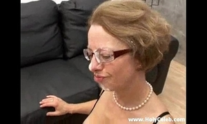 Anal lady-love less mam in posture