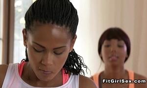 Ebony lesbos shagging report register suitability distance