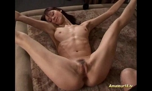 Tractable boytoy contortionist receives fucked