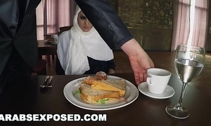 Arabsexposed - stimulated unshaded gets food with the addition of fuck (xc15565)