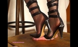 Cheaper than indian mistress julie singla's soles who tramples flannel yon heeljob
