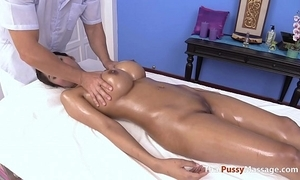Massaging an obstacle most adroitly pair of thai knockers