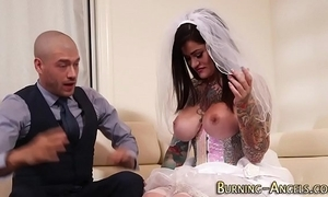 Mr Big tap-tap bride drilled