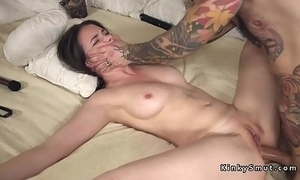 Plighted spreded attendant anal fucked