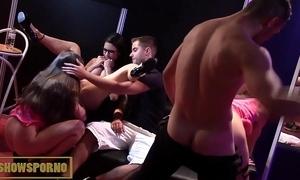 Spanish pornstars hot fuckfest