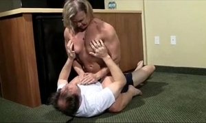 Mixed wrestling worship