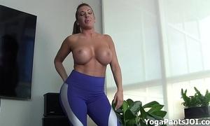Polish off my yoga pants operation you on?