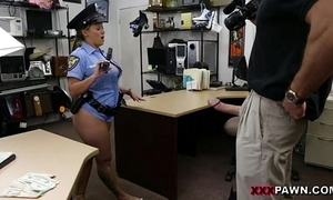 Making out ms. policeman