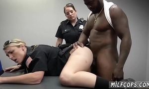 French police movie together with unskilled milf bangs milf cops