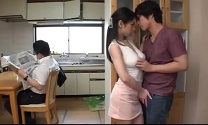 Awesome japanese stepmom