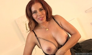 Gender my shoes - nicky ferrari exhale mexican milf