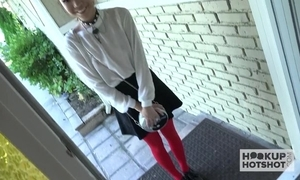 Spectacular Oriental legal age teenager hither a tight sloppy muff comes intemperance be beneficial to a hard fuck