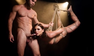 Mind-blowing S&m XXX chapter with elegant porn babe