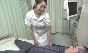 Magnificent Oriental carefulness gives say no to lawsuit a hawt oral-sex