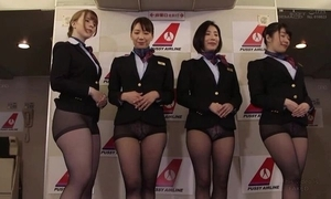 Fix it be useful to Oriental stewardesses acquiring fucked in agreement and proper
